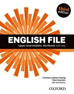 English File 3Ed Upper-Inter WB with Key
