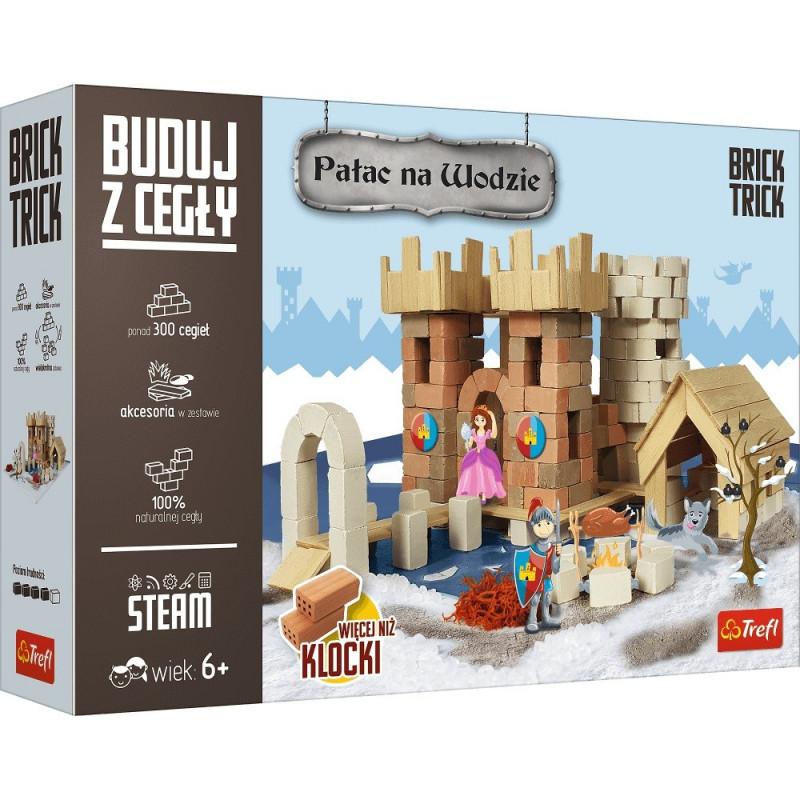 Brick Trick. Buduj z cegły. Pałac na wodzie L
