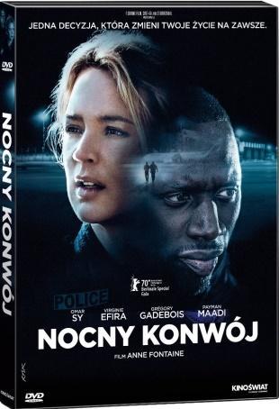 Nocny konwój DVD