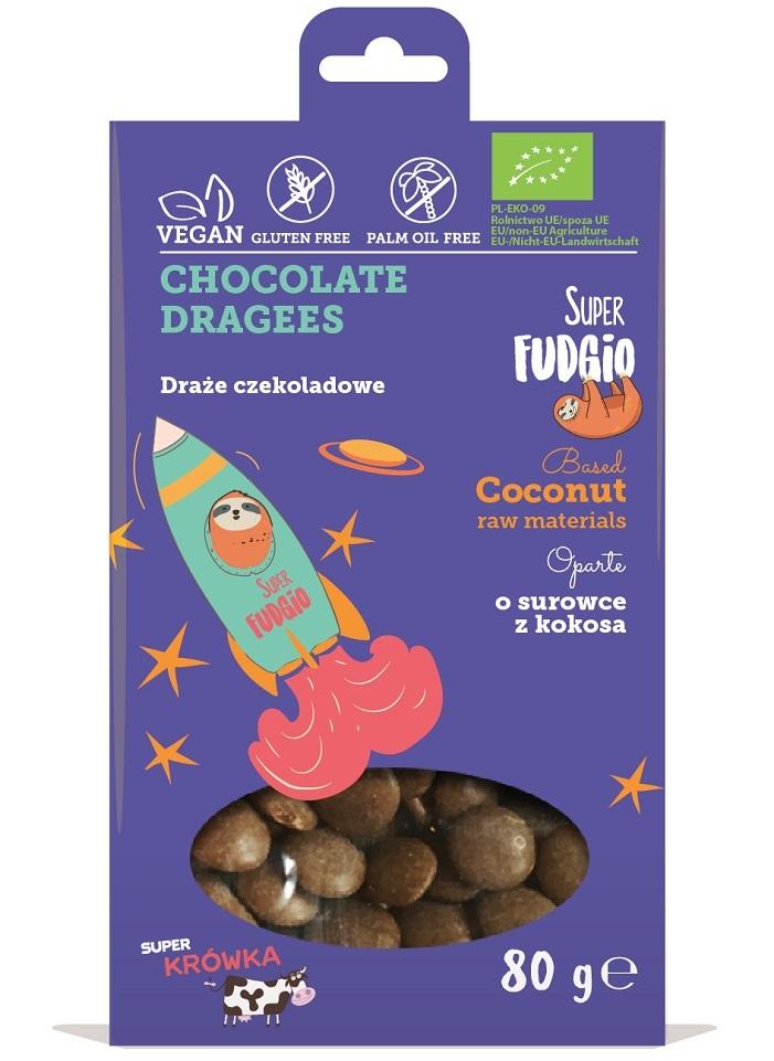 Draże czekoladowe