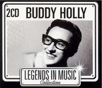 Buddy Holly Legends In Music Collection - CD