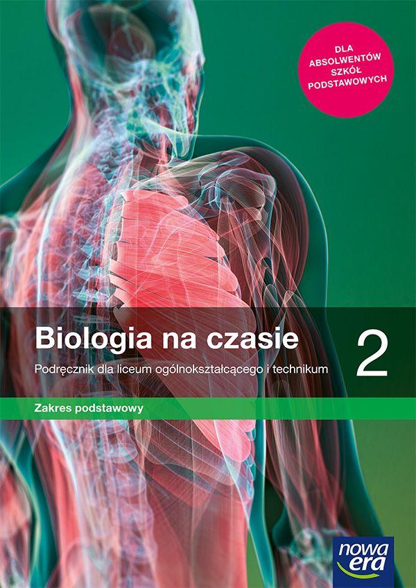 Biologia na czasie 2. Podręcznik dla liceum ogólnokształcącego i technikum. Zakres podstawowy