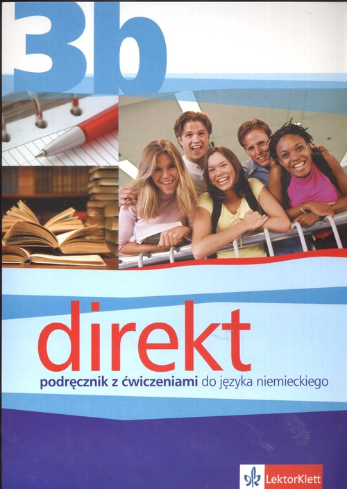 Direkt 3b. Podręcznik z ćwiczeniami