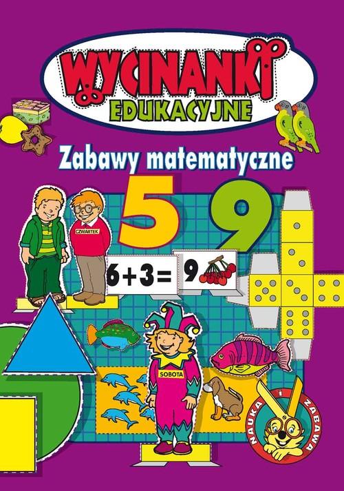 Wycinanki -Zabawy Matematyczne
