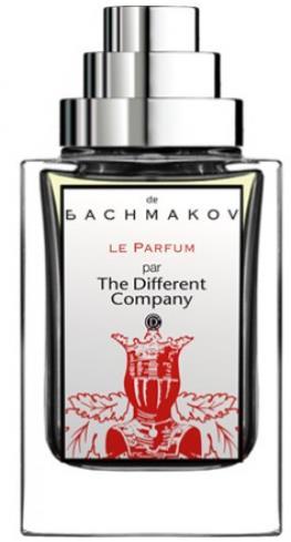 Woda perfumowana De Bachmakov