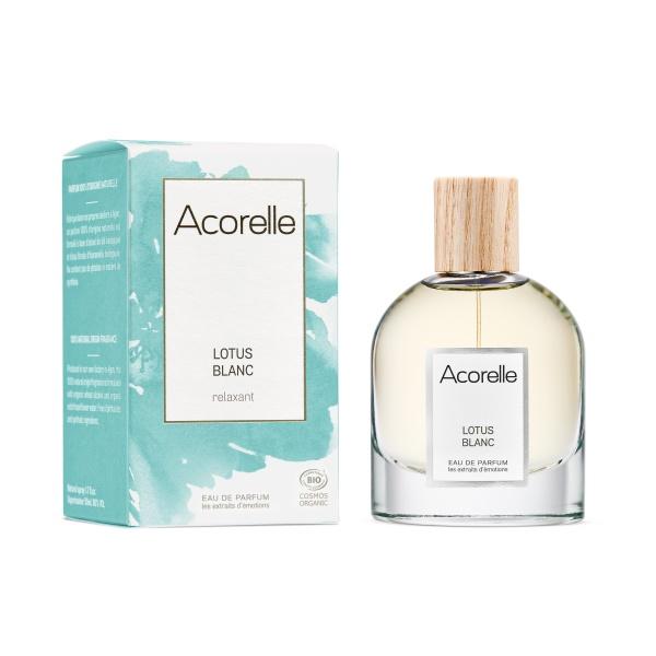 Organiczna woda perfumowana Lotus Blanc