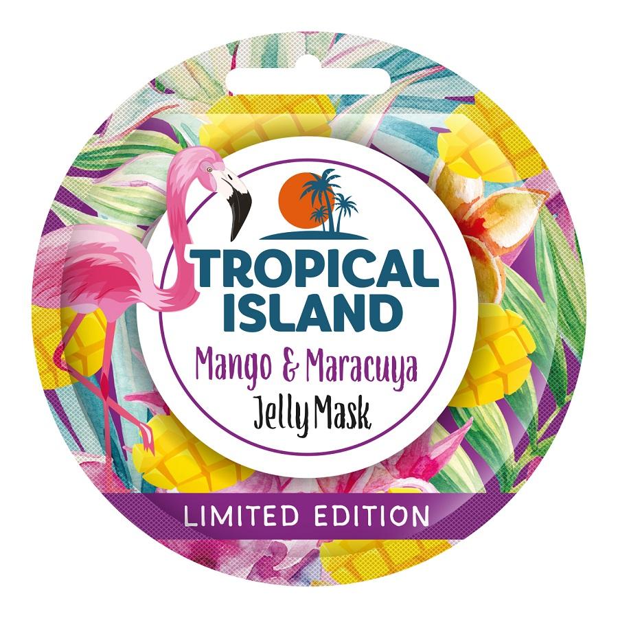 Tropical Island Jelly Mask maseczka żelowa do twarzy Mango & Maracuja