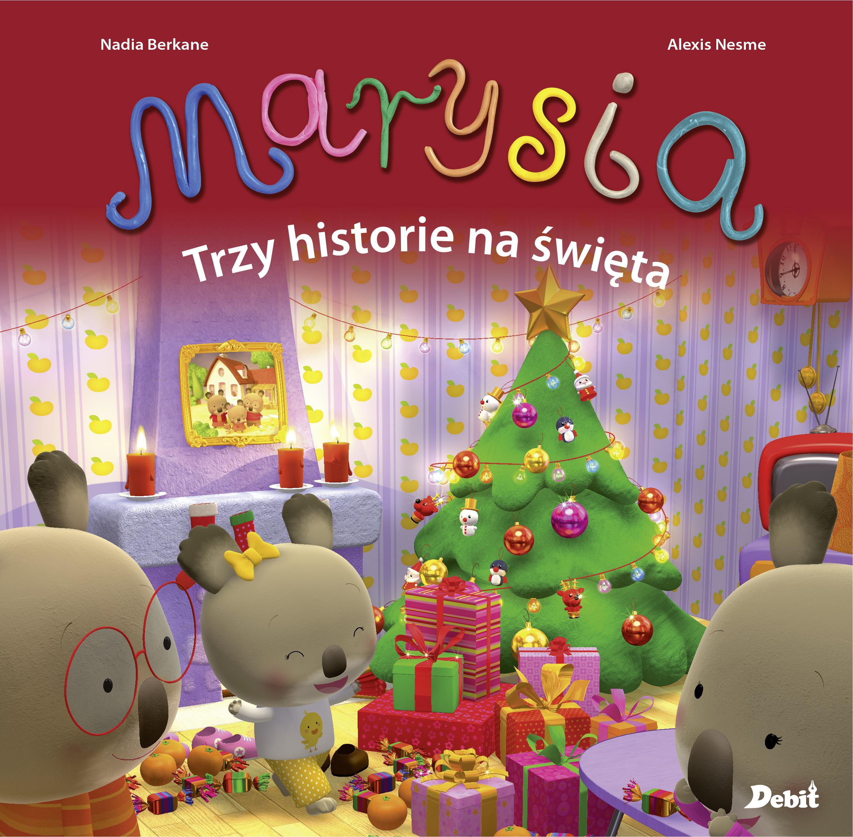 Marysia trzy historie na święta