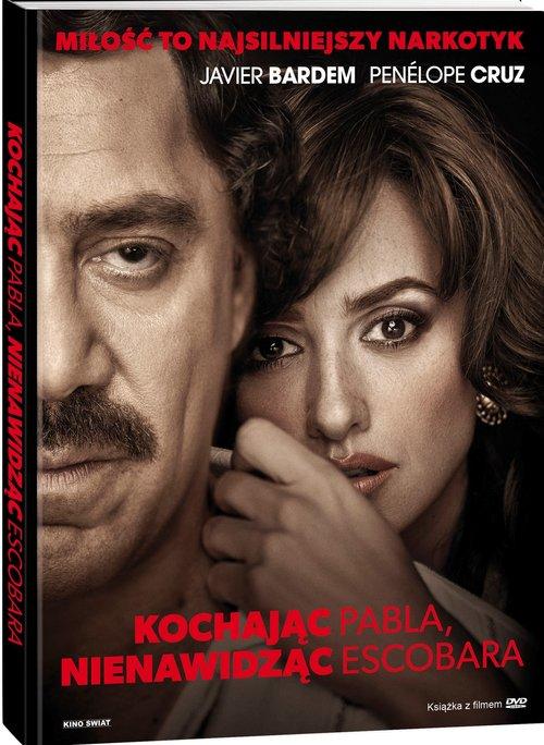Kochając Pabla, nienawidząc Escobara DVD + książka