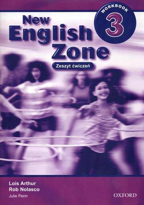 New English Zone 3. Workbook