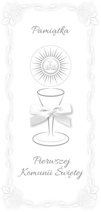 Karnet Komunia DL-61