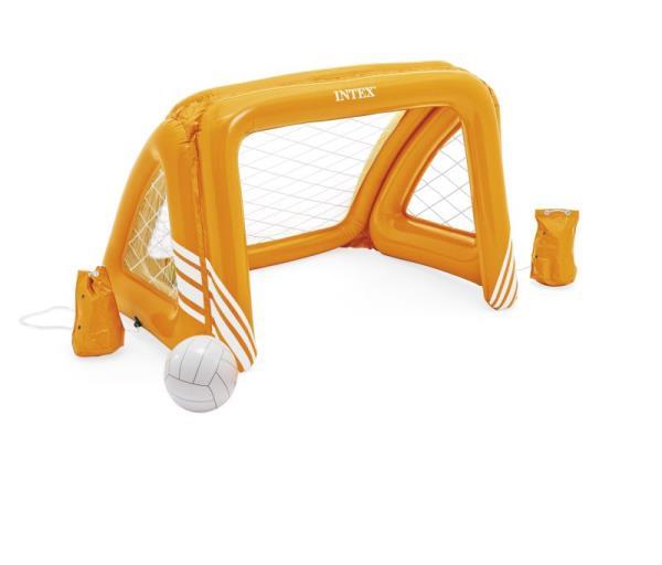 Bramka do sportów wodnych z piłką w pudełku 140x89x81cm  58507NP INTEX