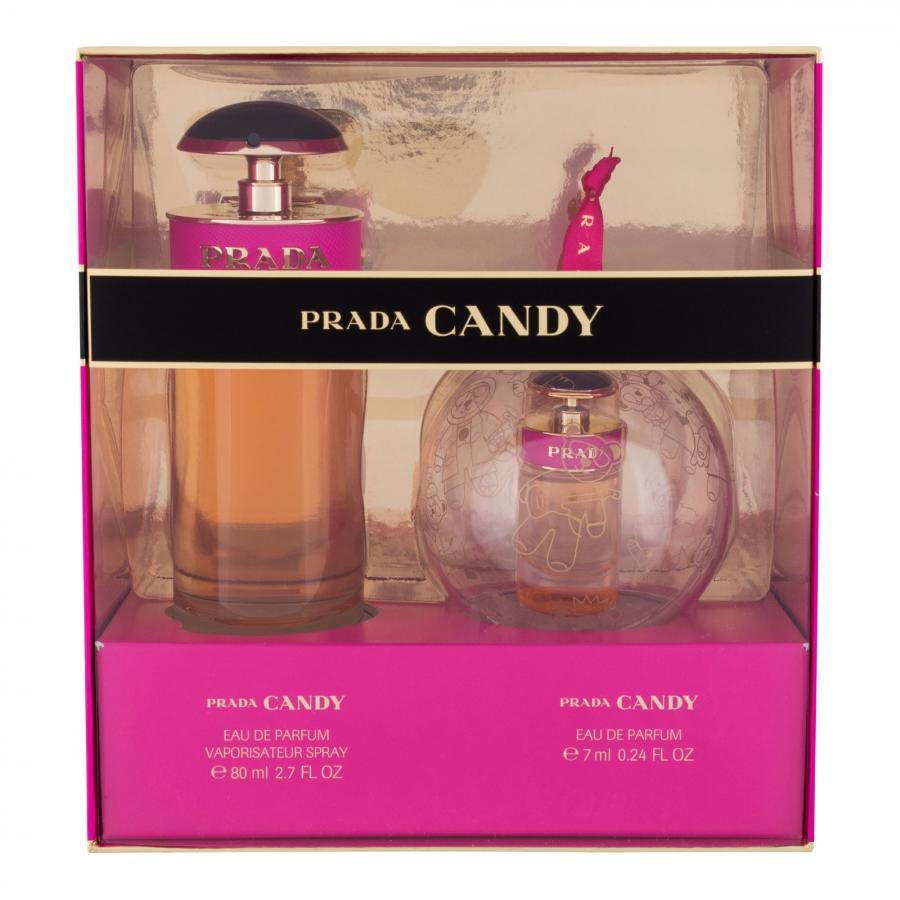 Zestaw dla kobiet Woda perfumowana Candy + Woda perfumowana