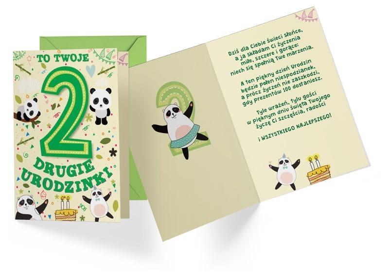 Karnet B6 PR-282 Urodziny 2