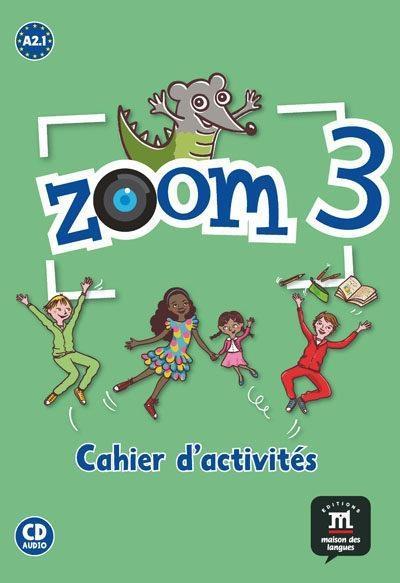 Zoom 3 ćwiczenia + CD