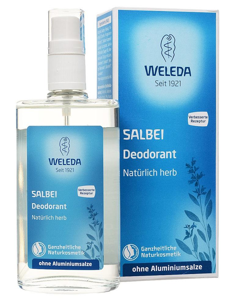Dezodorant w sprayu z szałwią dla mężczyzn
