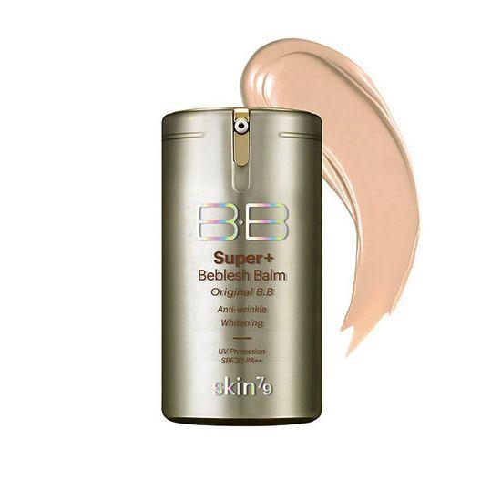 Super+ Beblesh Balm VIP Gold SPF30 krem BB wyrównujący koloryt skóry