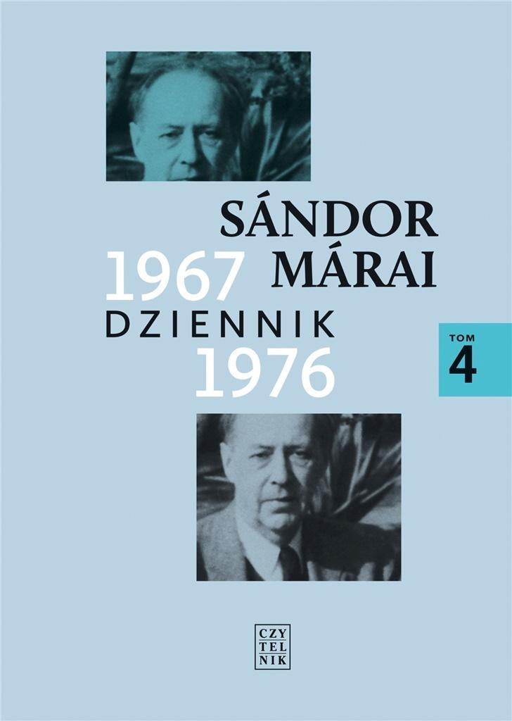 Dziennik 1967-1976. Tom 4