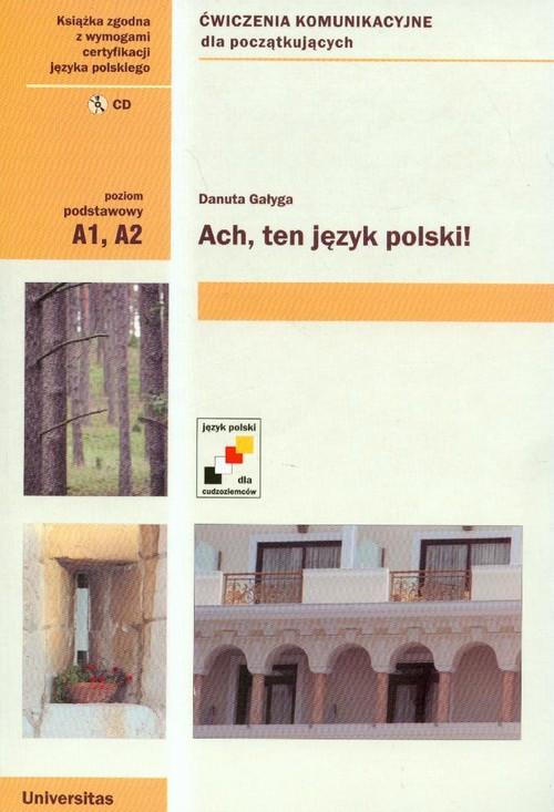 Ach ten język polski + CD