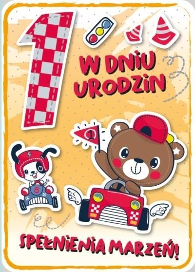 Karnet Roczek GM-681