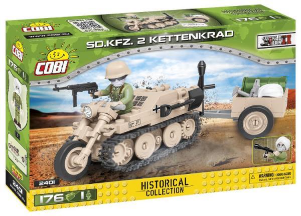 HC WWII FS.D.KFZ 2 Kettenkrad