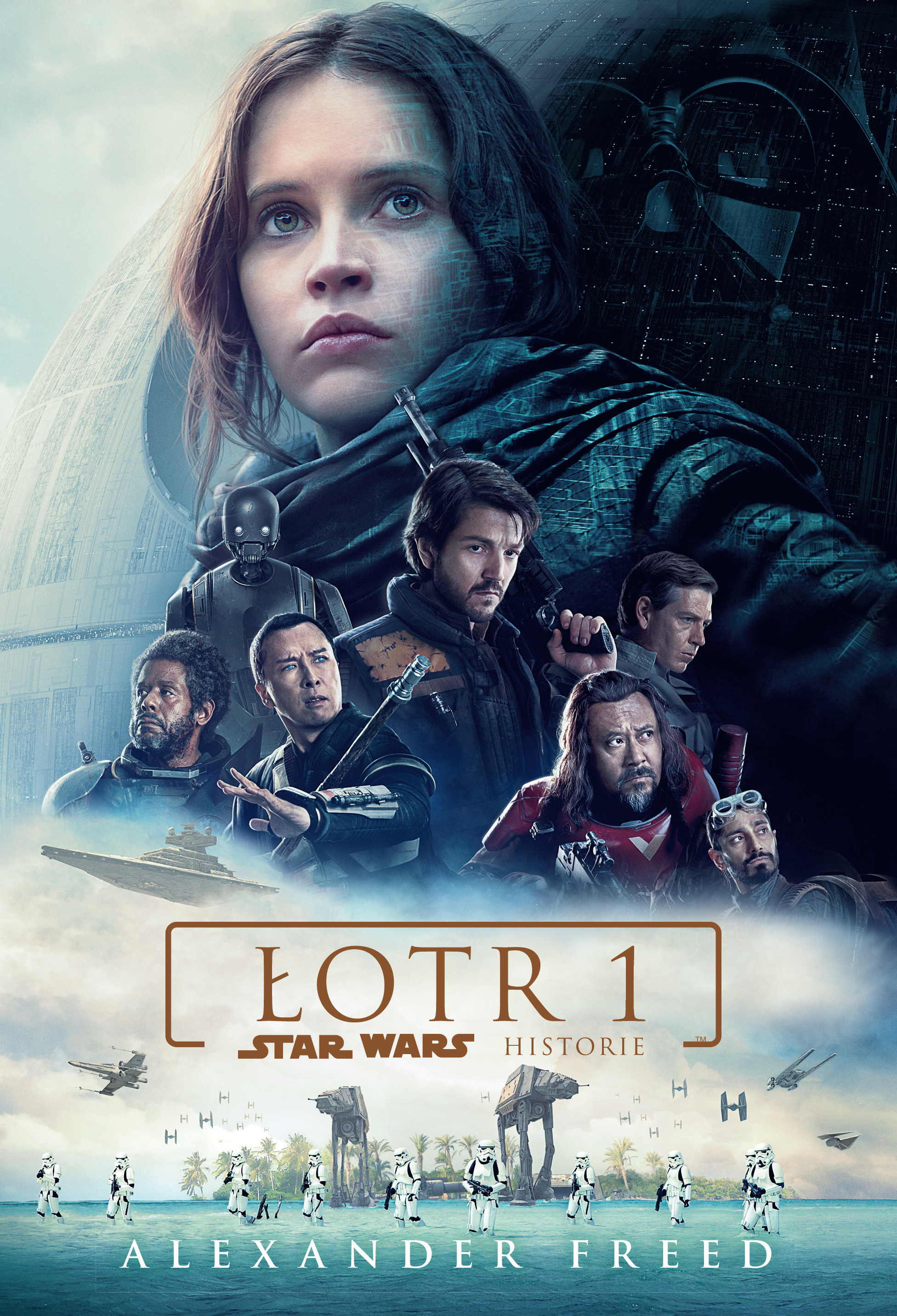 Star Wars. Łotr 1. Historie