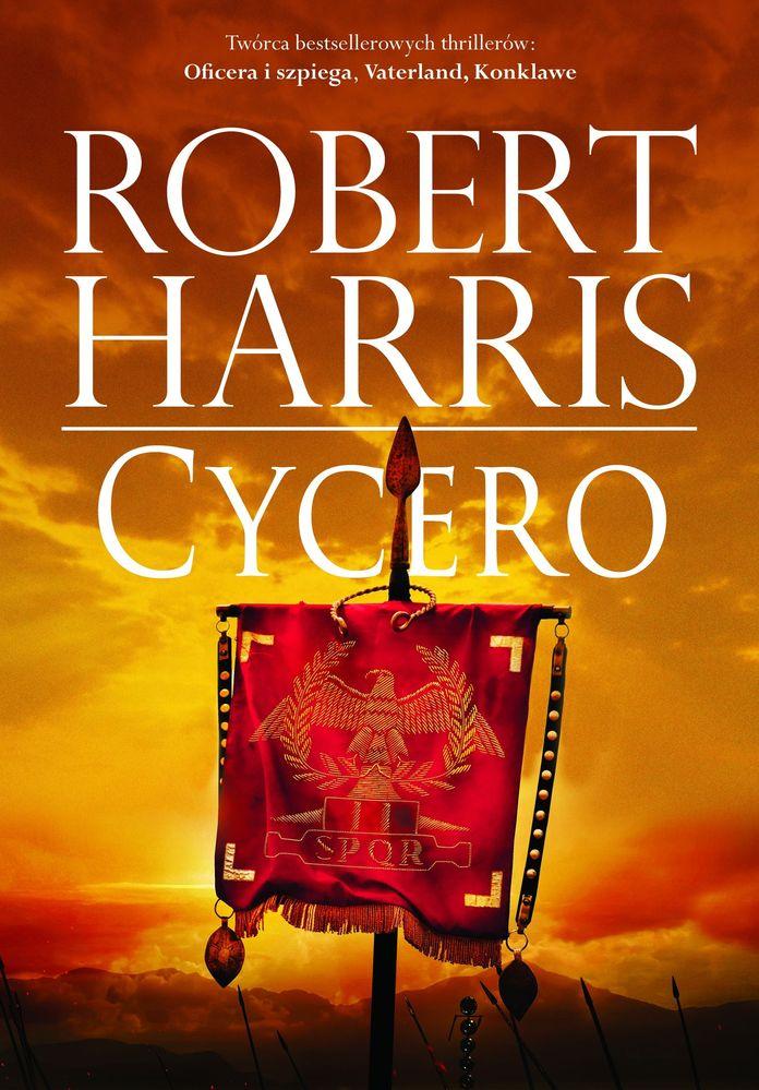 Trylogia rzymska. Tom 1. Cycero