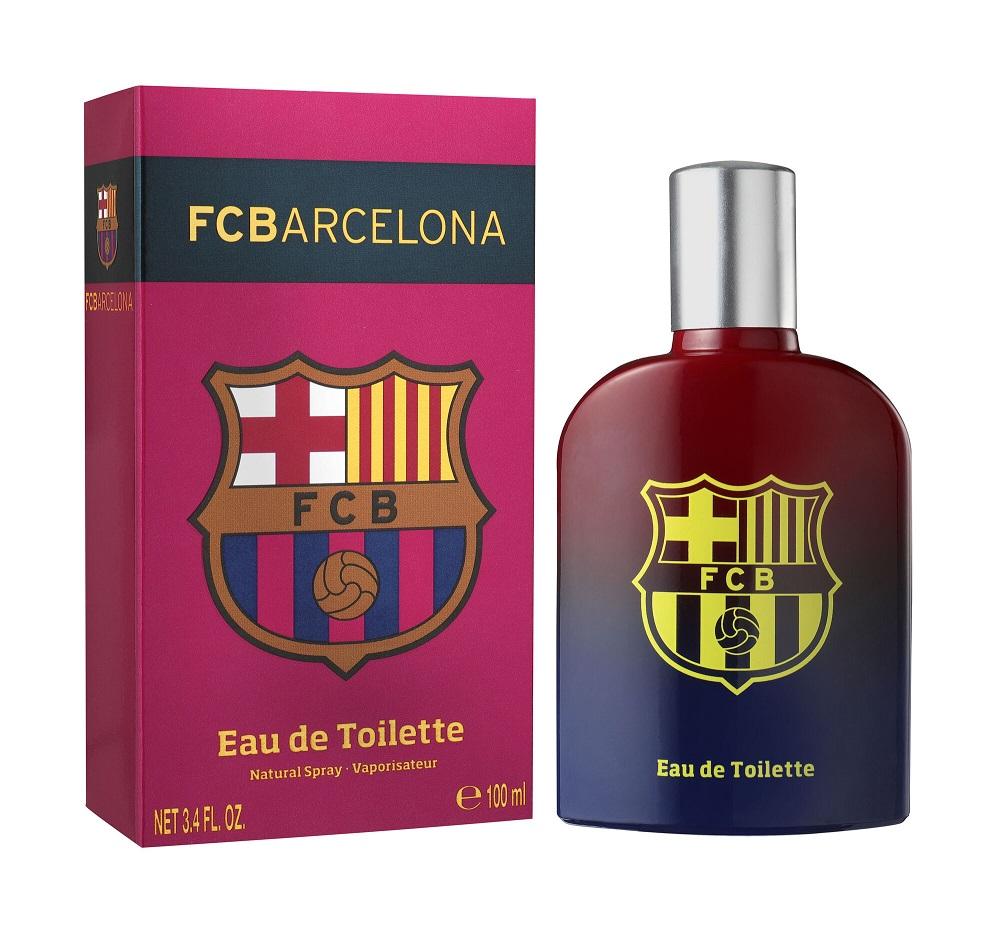 Woda toaletowa dla mężczyzn FC Barcelona