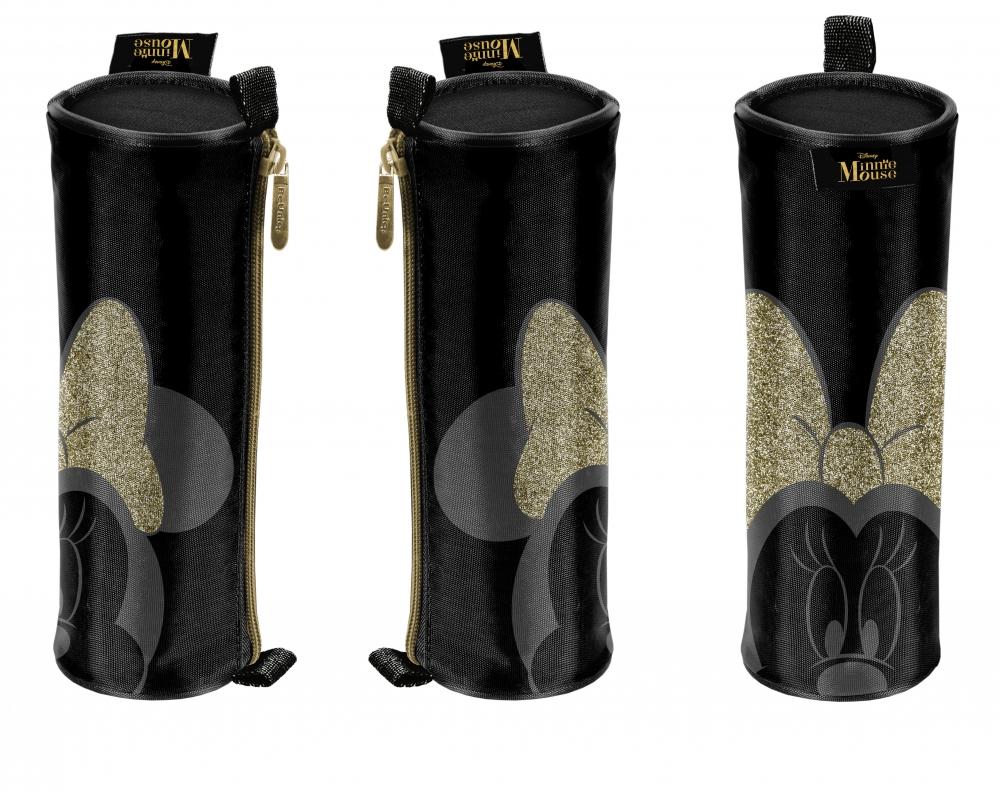Piórnik tuba 1 zamek Minnie DISG-003