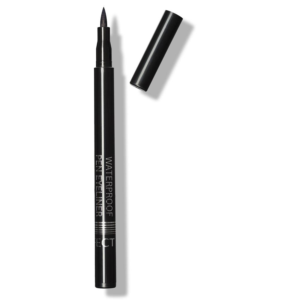AFFECT_Waterproof Pen Eyeliner Wodoodporny tusz do kresek w pisaku Black