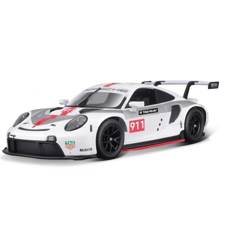 Porsche Race 911 RSR GT 1:24 BBURAGO