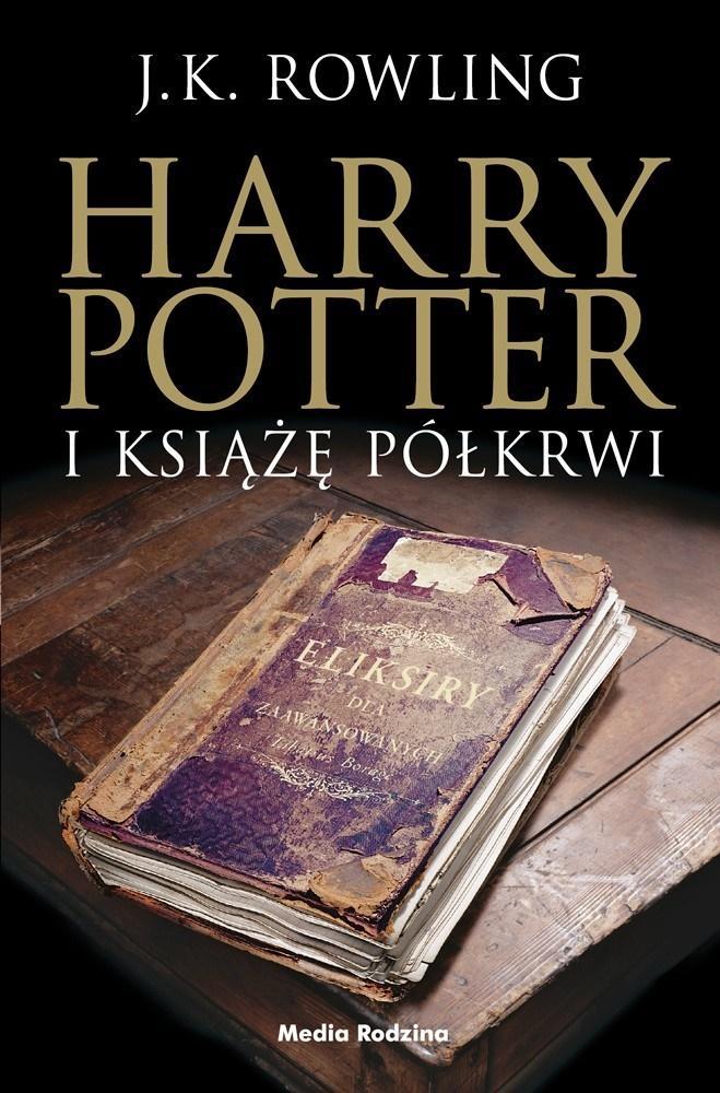 Harry Potter 6 Książę Półkrwi