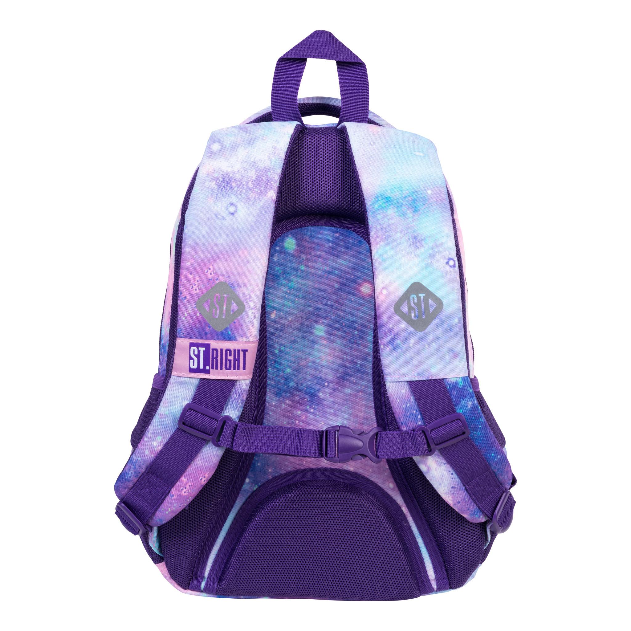 Plecak 3-komorowy BP26 Sky Unicorn/Podniebny Jednorożec