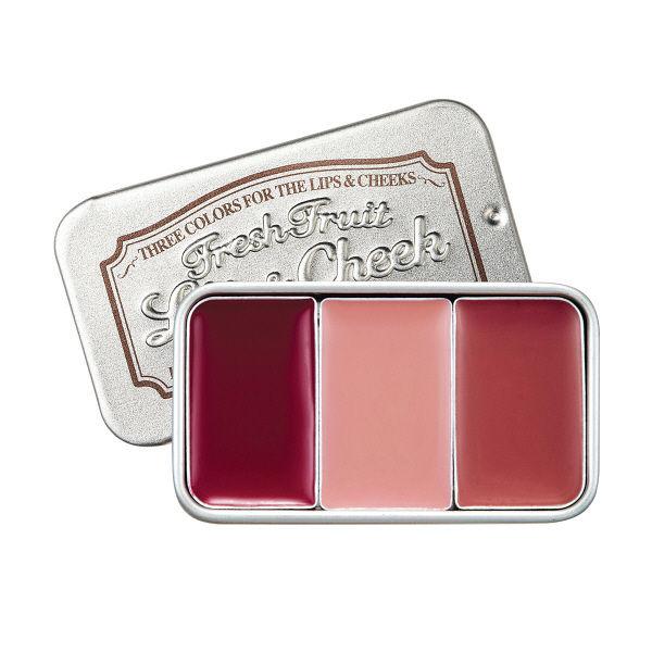 Fresh Fruit Lip & Cheek koloryzujący tint do ust i policzków 6
