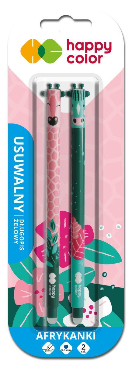 Długopis usuwalny Afrykanki 0,5mm