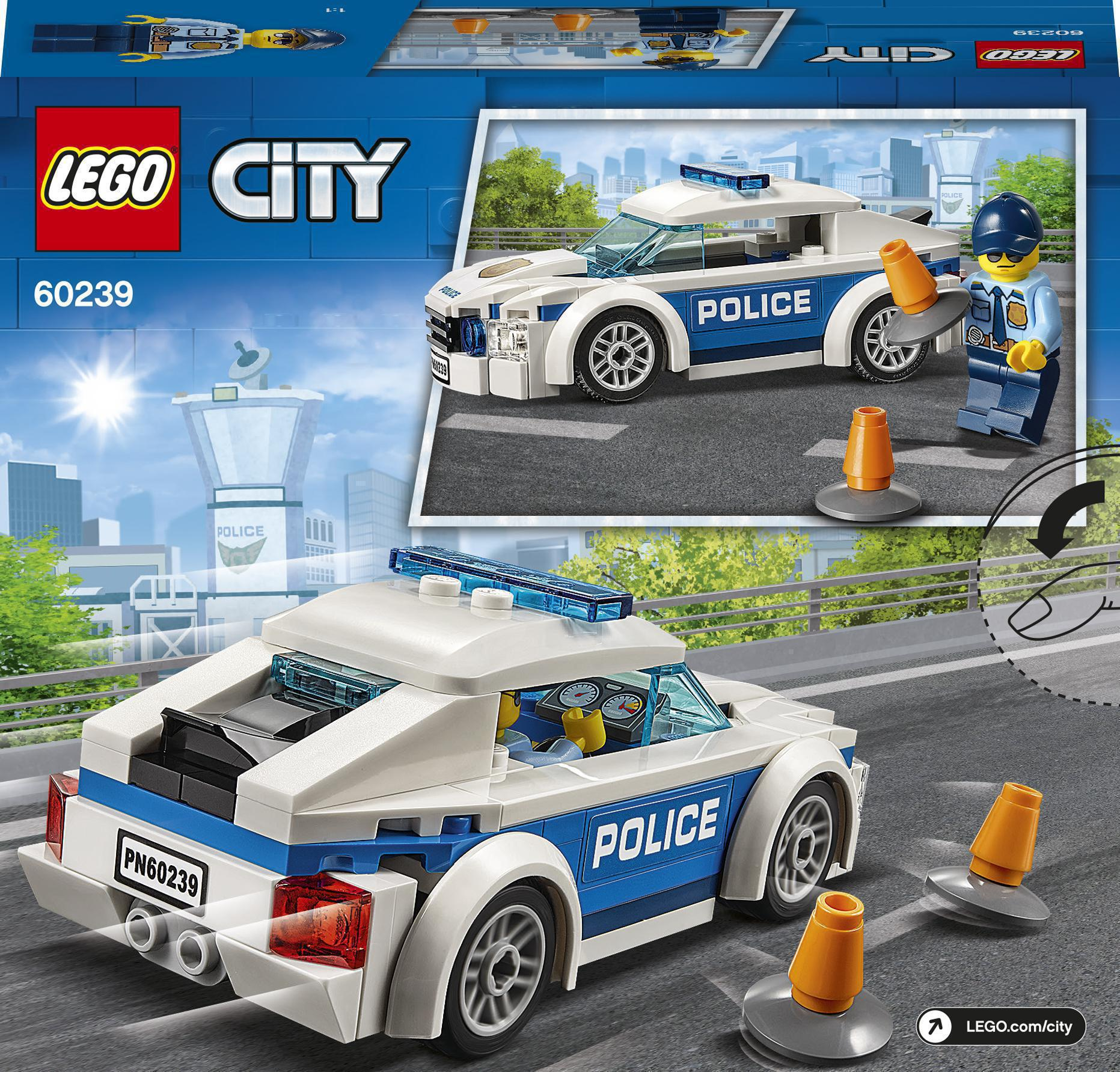 Samochód policyjny 60239