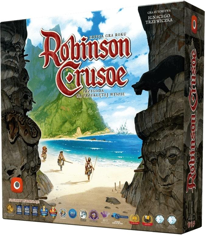 Robinson Crusoe. Przygoda na przeklętej wyspie