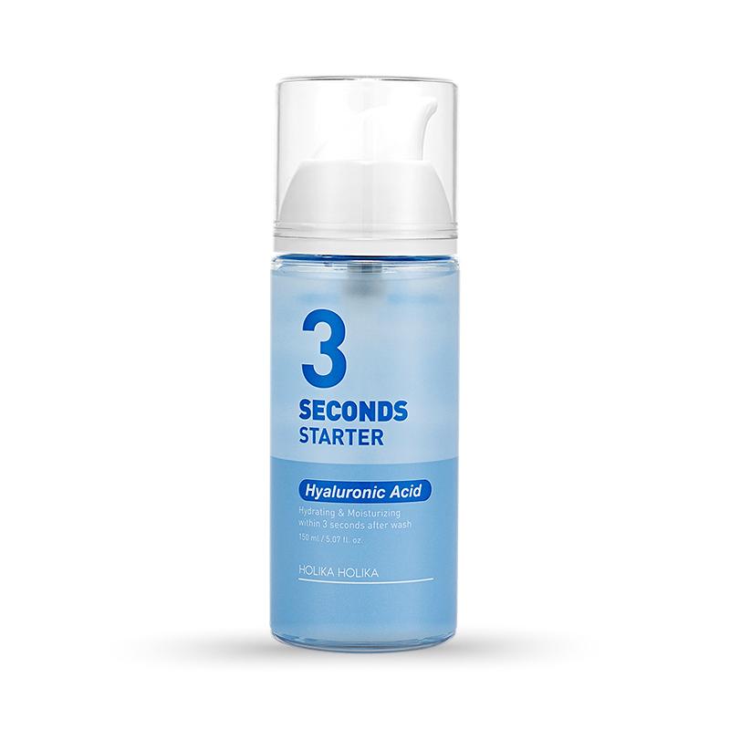 Nawilżające serum-starter do twarzy z kwasem hialuronowym