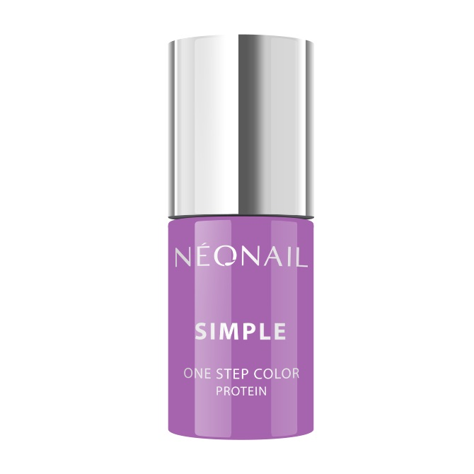 NEONAIL_Simple One Step Color Protein lakier hybrydowy 7834-7 Fantastic
