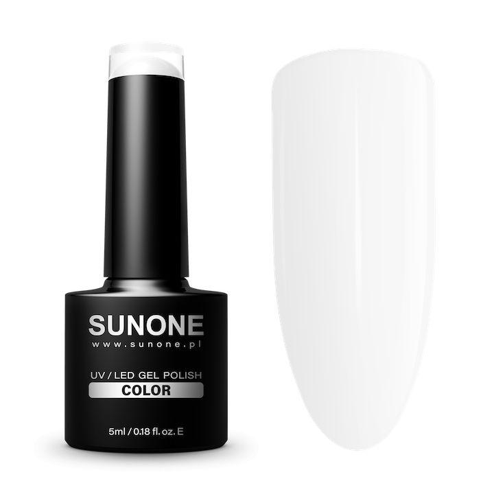 UV/LED Gel Polish Color lakier hybrydowy B01 Blanka