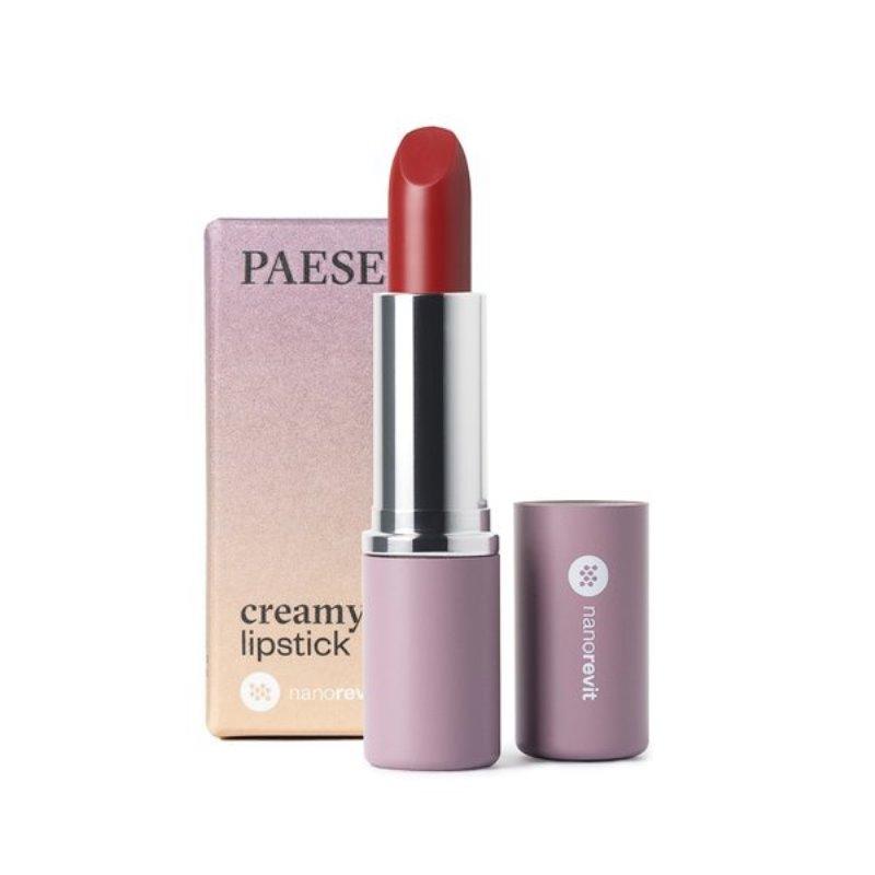 Nanorevit Creamy Lipstick kremowa pomadka do ust 16 Retro Red