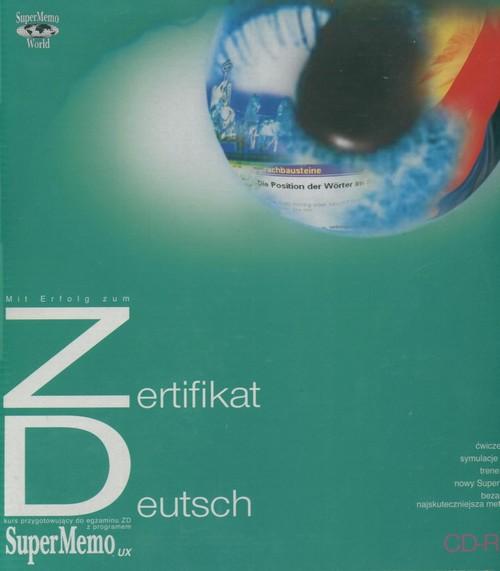 Kurs przygotowujący do Egzaminu ZD CD-ROM