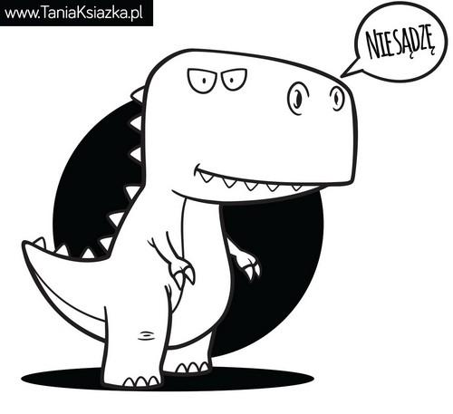 TanioKsiążkowy kubek - Dinozaury nie czytały i wyginęły... Przypadek?