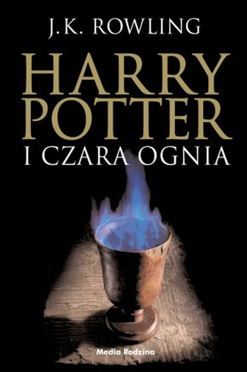 Harry Potter i Czara Ognia (czarna edycja)
