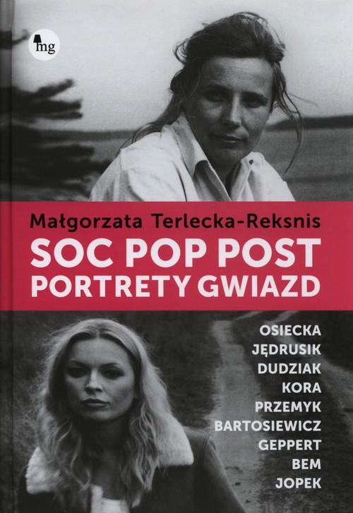 Soc, pop, post. Portrety gwiazd