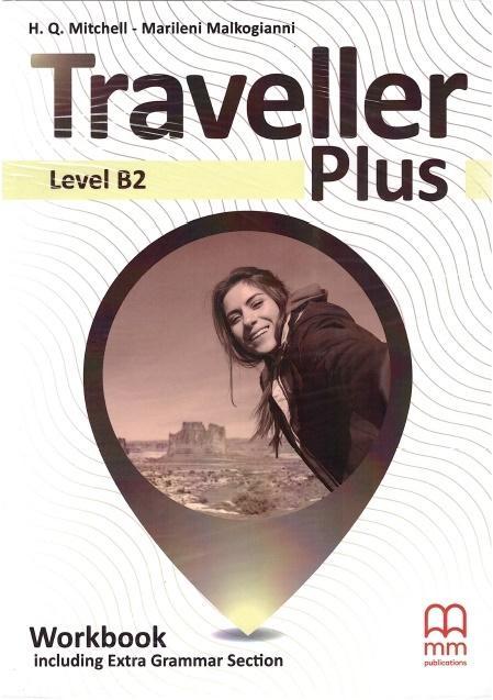 Traveller Plus B2. Workbook