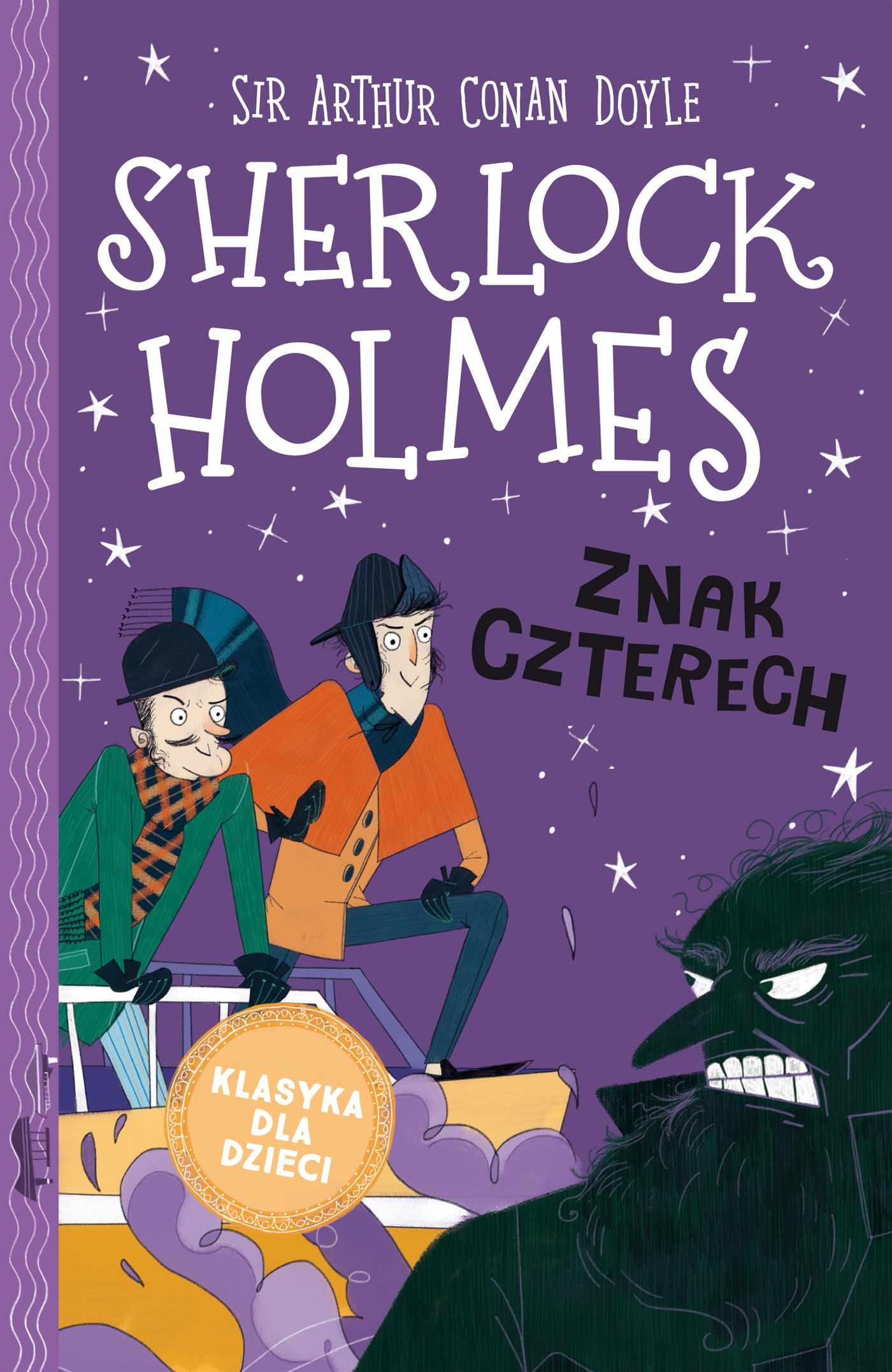 Sherlock Holmes. t.2 Znak czterech