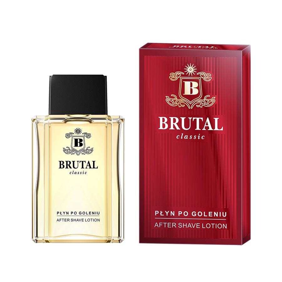 Brutal Classic Woda po goleniu