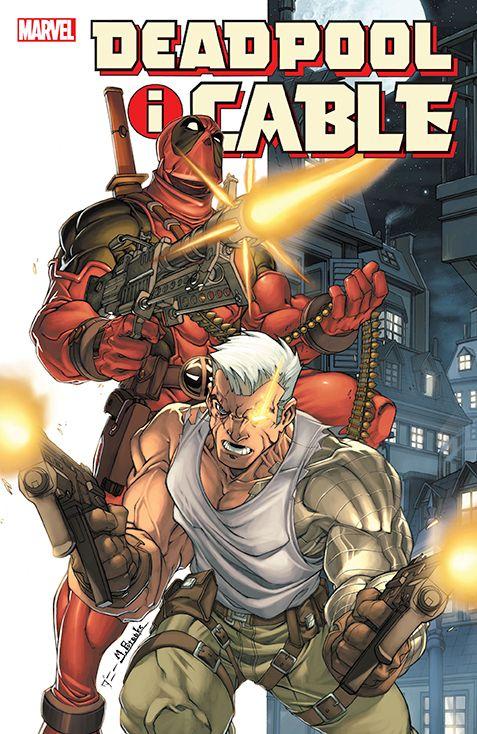 Deadpool i Cable. Tom 1