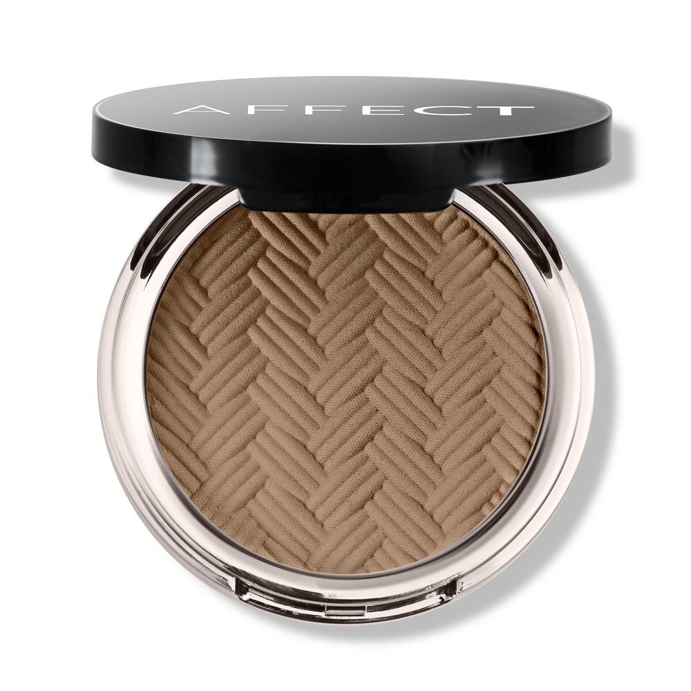 AFFECT_Glamour Pressed Bronzer bronzer prasowany G-0012 Pure Pleasure